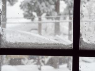 雪 積雪 の写真素材 [FYI01159403]