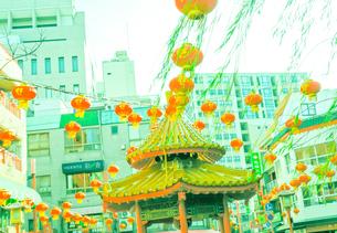 神戸旅イメージの写真素材 [FYI01159632]
