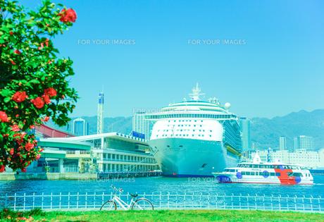 神戸旅イメージの写真素材 [FYI01159646]