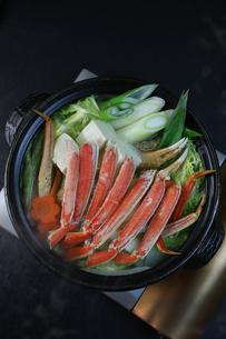 かに鍋の写真素材 [FYI01159827]