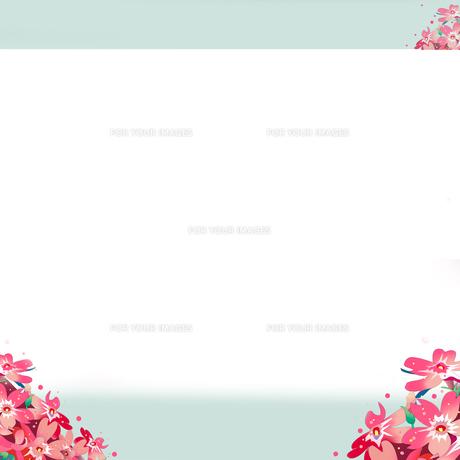 芝桜のイラスト素材 [FYI01160383]