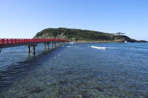 越前海岸の雄島の写真素材 [FYI01160623]