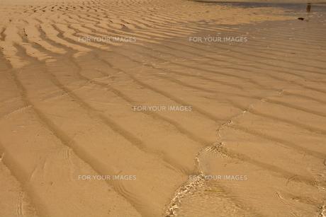砂紋の写真素材 [FYI01160660]