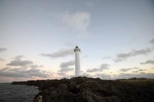 残波岬の写真素材 [FYI01161458]