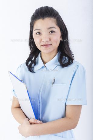 若い女性の医療従事者の写真素材 [FYI01162063]