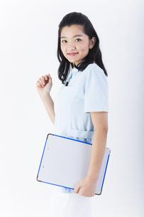 若い女性の医療従事者の写真素材 [FYI01162098]
