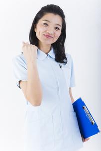 明るい女性の医療従事者の写真素材 [FYI01162099]
