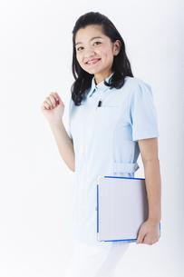 明るい女性の医療従事者の写真素材 [FYI01162100]