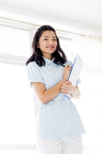 笑顔の医療従事者の写真素材 [FYI01162114]