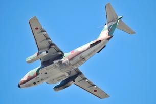 航空自衛隊の輸送機の写真素材 [FYI01162280]