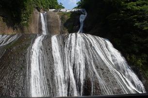 袋田の滝の風景の写真素材 [FYI01162422]