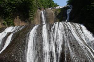袋田の滝の風景の写真素材 [FYI01162425]