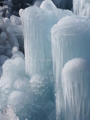 氷柱の写真素材 [FYI01162606]