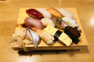 寿司の写真素材 [FYI01162963]