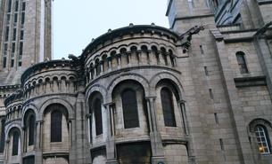 フランスの教会のガーゴイルの写真素材 [FYI01163270]