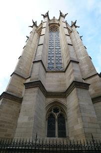 フランスの教会のガーゴイルの写真素材 [FYI01163272]