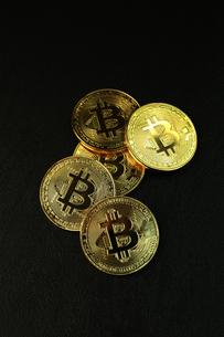 ビットコインの写真素材 [FYI01164585]