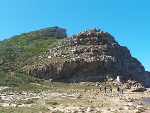南アフリカの喜望峰の写真素材 [FYI01164602]