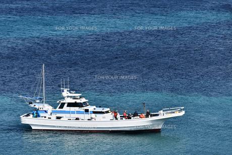 釣り船の写真素材 [FYI01164724]