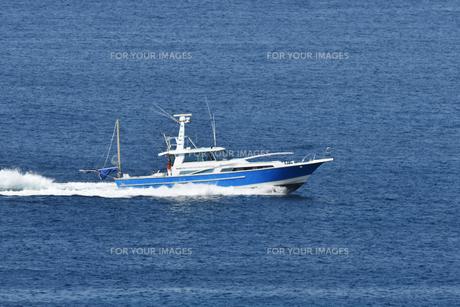 釣り船の写真素材 [FYI01164725]