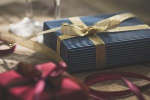 プレゼントの写真素材 [FYI01165160]