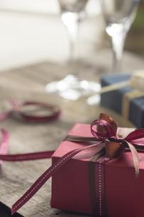 プレゼントの写真素材 [FYI01165162]