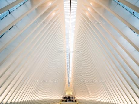 ニューヨーク ウェストフィールド ワールドトレードセンターの写真素材 [FYI01165877]