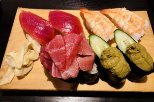 寿司の写真素材 [FYI01166004]
