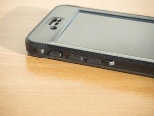 携帯電話 ケース iphoneの写真素材 [FYI01166141]