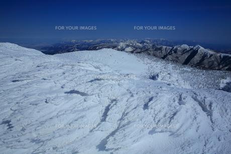 冬の山形蔵王の写真素材 [FYI01166262]
