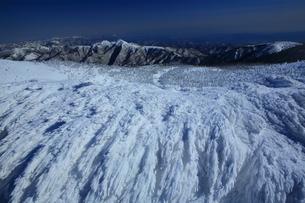 冬の山形蔵王の写真素材 [FYI01166264]