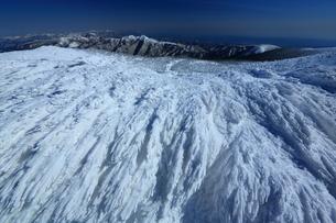 冬の山形蔵王の写真素材 [FYI01166267]