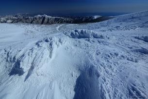 冬の山形蔵王の写真素材 [FYI01166268]