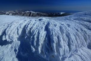 冬の山形蔵王の写真素材 [FYI01166269]