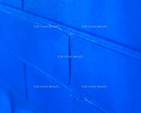 青いブロックの写真素材 [FYI01167111]
