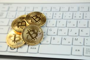 ビットコインの写真素材 [FYI01167205]