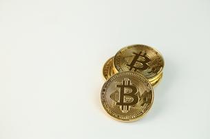 ビットコインの写真素材 [FYI01167207]