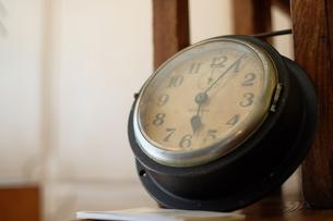 アンティーク時計の写真素材 [FYI01167596]