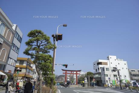 日本の街の写真素材 [FYI01167668]