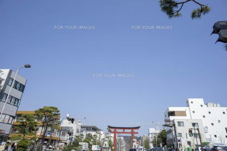 日本の街の写真素材 [FYI01167672]