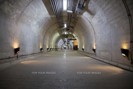 二人の歩く道の未来の写真素材 [FYI01167711]