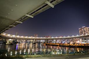 夜景の写真素材 [FYI01167735]