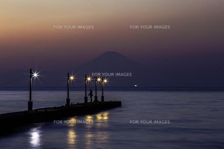 富士山の写真素材 [FYI01167765]