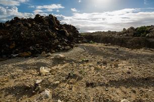 ガレキの山の写真素材 [FYI01168030]