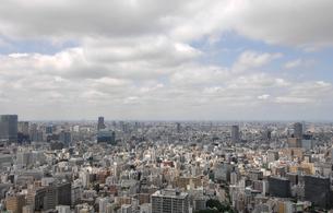 東京遠景の写真素材 [FYI01168170]
