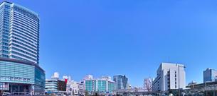 静岡駅前の風景の写真素材 [FYI01168356]