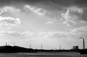 和歌山県御坊市の西川の写真素材 [FYI01168542]