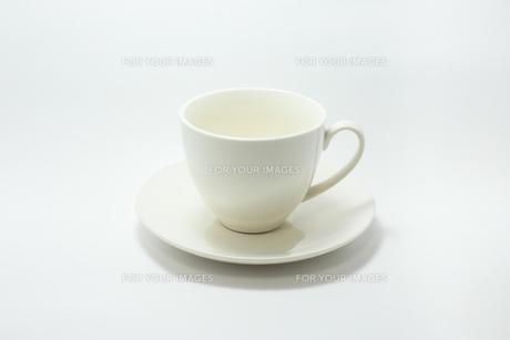 コーヒーカップの写真素材 [FYI01168632]