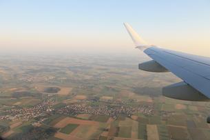 ドイツの田園地帯の写真素材 [FYI01168679]