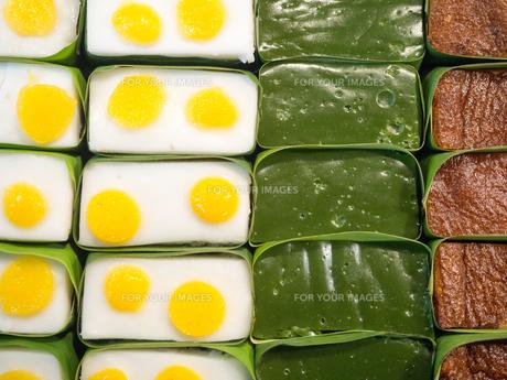 タイ デザート お菓子の写真素材 [FYI01169965]